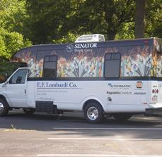 Electrical Company Van Graphics