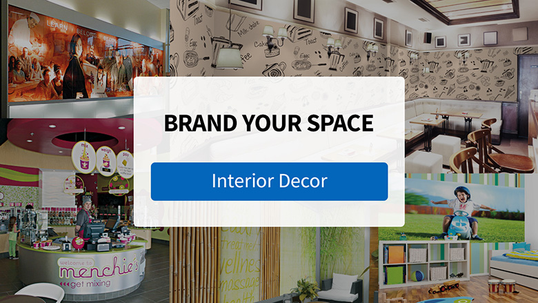 Brand Your Space with Interior Decor and Environmental Graphics from FASTSIGNS - Video