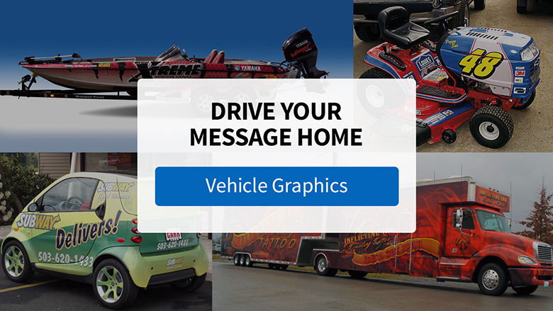 Vehicle Graphics and Car Wraps from FASTSIGNS - Video