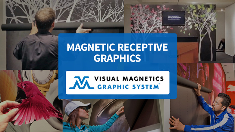 Transform Surfaces with Magnetic Receptive Graphics FASTSIGNS - Video