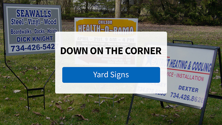Promote and Inform with Yard Signs from FASTSIGNS - Video