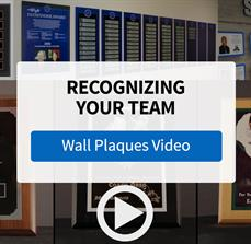 Wall Plaques from FASTSIGNS - Video