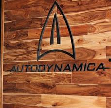 Custom wood graphics