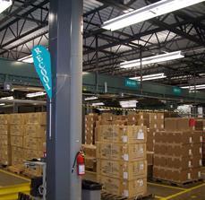 Distribution Warehouse Banners