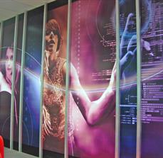 Entertainment Window Graphics
