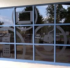 Internet Company Window Decals And Graphics