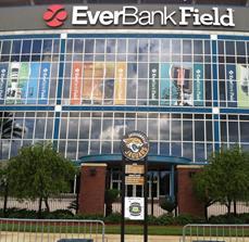 Football Stadium Window Graphics