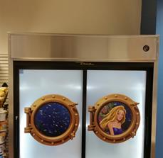 Refrigerator Door Graphics